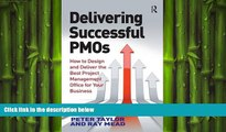 READ book  Delivering Successful PMOs: How to Design and Deliver the Best Project Management
