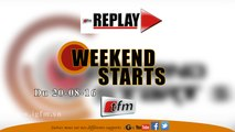 REPLAY - Week End Stars du 20 Aout 2016 - invités : OUSMANE , NDEYE CODOU - Génération Futurs Médias