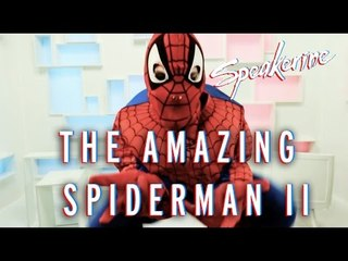 The amazing Spiderman II - Speakerine
