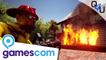 gamescom 2016: Firefighting Simulator Teaser   QSO4YOU Gaming