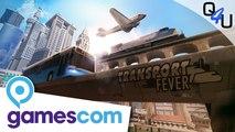 gamescom 2016: Transport Fever Trailer | QSO4YOU Gaming
