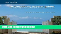 Ebook Professional Review Guide for the RHIA and RHIT Examinations, 2014 Edition (Book Only) Full