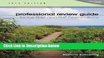 Books Professional Review Guide for the RHIA and RHIT Examinations, 2013 Edition (Book Only) Full