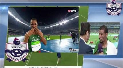 Makhloufi : «Pour le peuple algérien sauf les responsables du sport…»