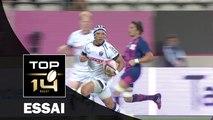 TOP 14 ‐ Essai 1 Gio APLON (FCG) – Paris‐Grenoble – J1 – Saison 2016/2017