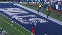 Tyrod Taylor Fires a Laser TD Pass to LeSean McCoy - Giants vs. Bills - NFL - YouTube