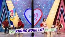 HTV Bạn muốn hẹn hò - Tập 192 - Cặp 2 - Minh Quân - Kim Tho - BMHH 8-8-2016