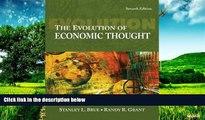 Full [PDF] Downlaod  The Evolution of Economic Thought (with InfoTrac 1-Semester, Economic