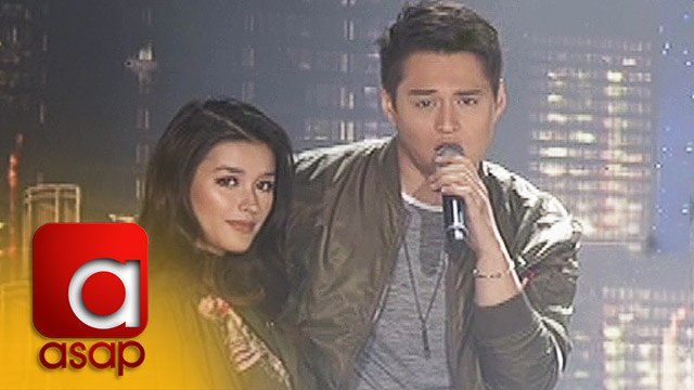 "ASAP: Liza and Enrique sing ""This Is What You Came For"""