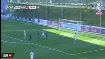 La grosse boulette de Luca Zidane avec le Real Madrid Castilla face à la Real Sociedad