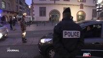 Juif blessé au couteau à Strasbourg: l'agresseur pourusuivi pour tentative de meurtre et écroué