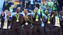 Rio-2016: l'argent pour handballeuses françaises