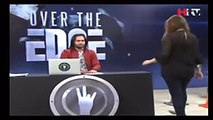 Mahira Khan like Girl Audition -- Waqar Zaka Auditions -- Hot Girl over the edge - YouTube