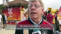 My Olympics - diplomacy on the beach | DW News