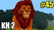 Kingdom Hearts 2 HD 2.5 ReMix {PS3} часть 45 — Король Лев 2