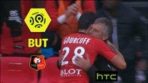 But Yoann GOURCUFF (23ème) / Stade Rennais FC - AS Nancy Lorraine - (2-0) - (SRFC-ASNL) / 2016-17