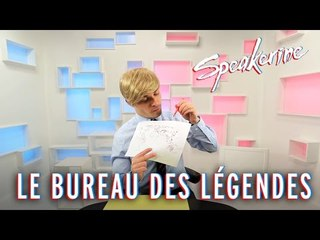 Le Bureau des Légendes - Speakerine