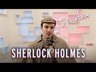 Sherlock Holmes - Speakerine