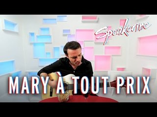 Mary à tout prix - Speakerine