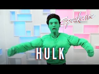 Hulk - Speakerine