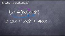 3ème Calcul littéral Double distributivité et expression littérale