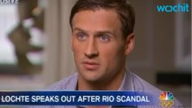 Matt Lauer Interviewed Lochte About Rio Scandal