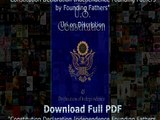 [Free Download] US Constitution: and Declaration of Independence by Founding Fathers