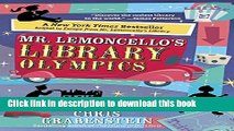[PDF] Mr. Lemoncello s Library Olympics Popular Colection