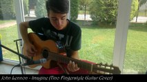 Imagine - John Lennon (Tino Fingerstyle Guitar Cover)