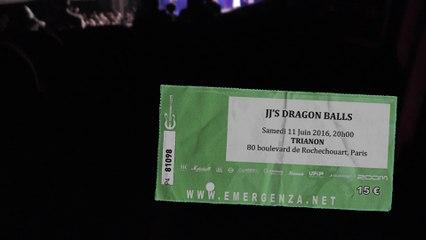 jj's dragon balls au trianon