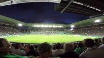 Saint-Etienne échange Green Angels - Magic Fans.