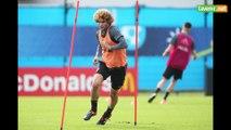 Fellaini évoque son nouveau look, Mourinho, la Roma et Ciman