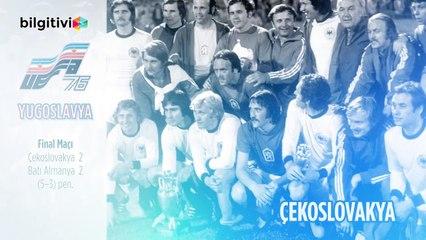 1960'dan Bu Yana UEFA Avrupa Futbol Şampiyonası'nı Kazanan Milli Takımlar
