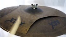 """Sabian AAX Manta Ray and Termor 19"""" Stacked CYmbal Vote"""