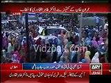 PML N has Gullu Butts & We Have DJ Butt Tahir Qadri cracks joke during Speech