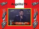 """La Voz Perú 21-11-2014 Ronald Benavides nos canta """"Un Buen Perdedor"""""""