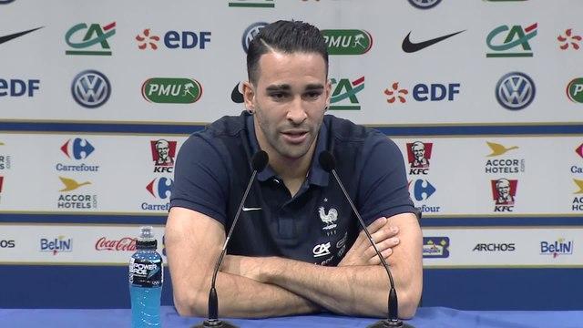 Foot - Euro - Bleus : Rami «Dimitri a franchi un palier»