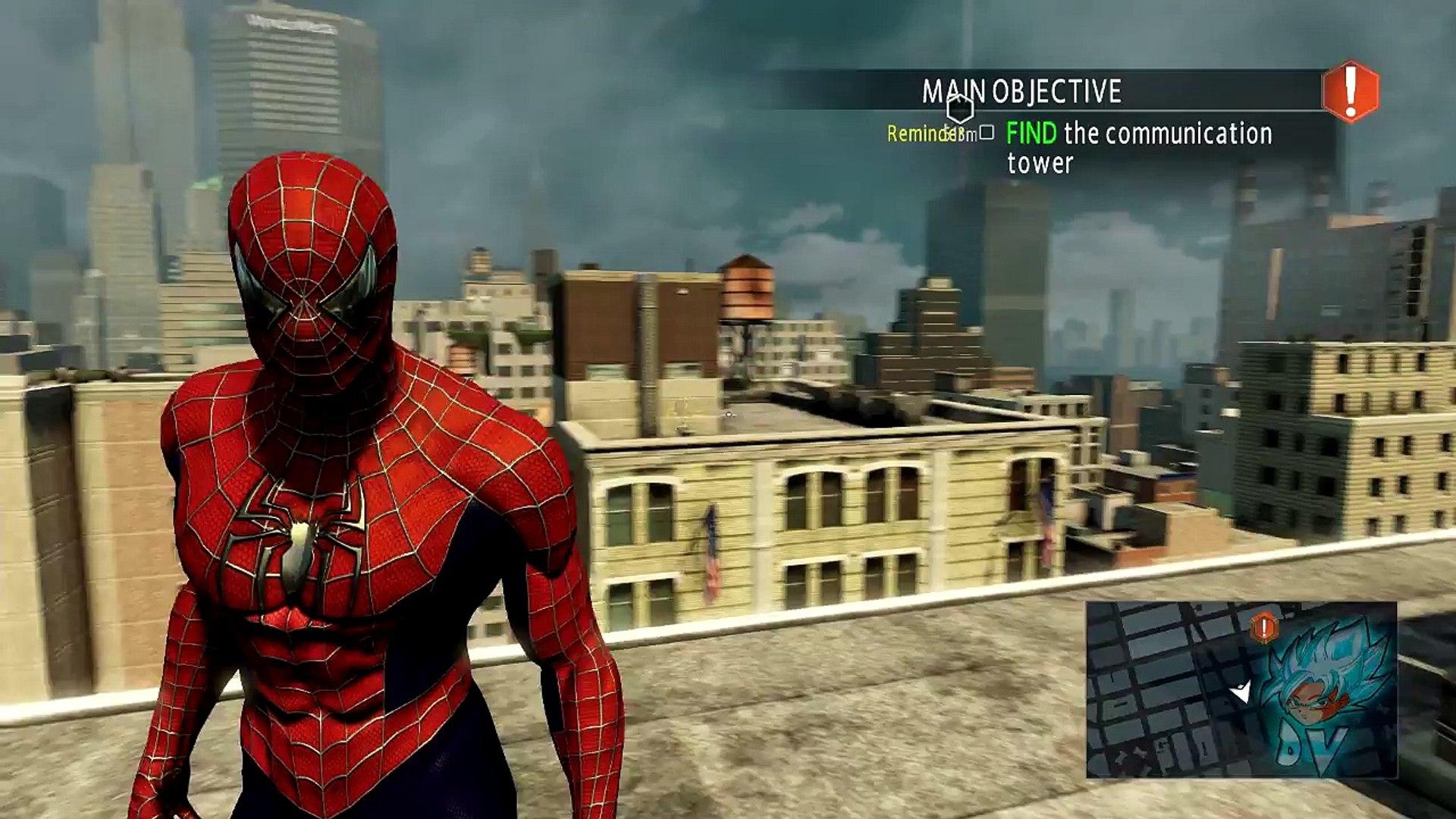 The Amazing Spiderman 2 Sam Raimi Suit Mod Review! (PC)