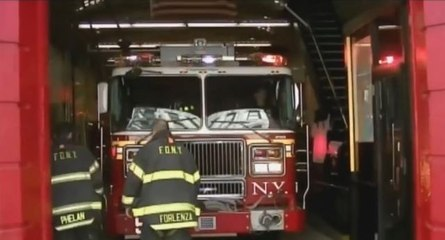 A GOOD JOB - Stories of the FDNY 2013