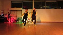 Cabaret 24 Mai 2014 Grenoble Swing: StarWars
