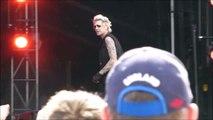 Sixx:A.M. - Goodbye My Friends - Sweden Rock Festival 160609
