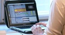 24-årig Linköpingsbo skrev musiken till ny SAAB-film