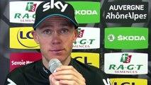 Critérium du Dauphiné 2016 - Chris Froome toujours leader après la 6e étape et à 1 étape de l'arrivée finale