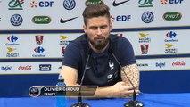 "Bleus - Giroud : ""Gros ouf de soulagement"""