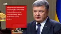 President of Ukraine Petro Poroshenko Singing Timber (Pitbull, Ke$ha)