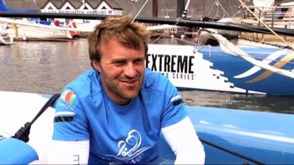 Extreme Sailling Series 2016 Eps 5 Hamburg