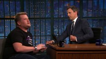 James Corden Reveals His Tony Awards Hosting Plans