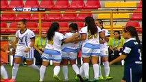 Final interclubes femenino UNCAF 2016