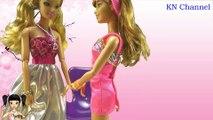 Đồ chơi trẻ em Bé Na Nhật ký Búp bê Barbie & Ken tập Trùng tu nhan sắc Spa Baby Doll Kids toy