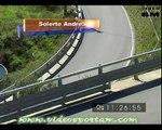 29° Coppa Val d'anapo Sortino 2009, Andrea Solerte 3° di classe N 1600 su Peugeot 106 Gr.N